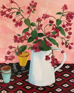 Melanie Vugich_Any Ordinary Day_60 x 80cm_$1250