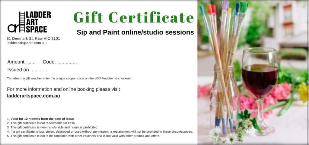 online art class Melbourne
